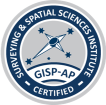 Certified GISP-AP Badge