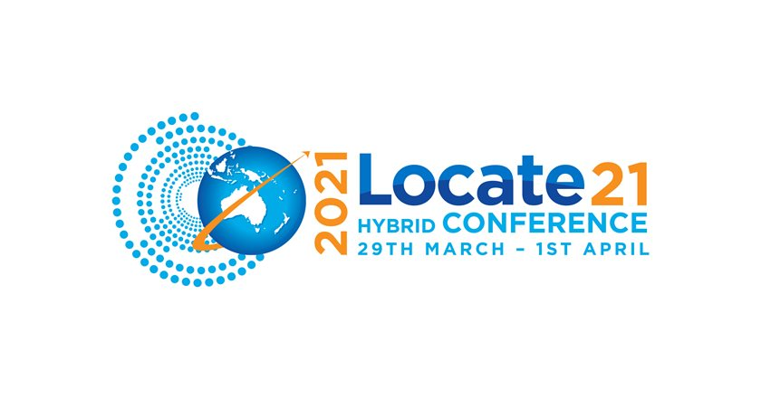Submit your abstract for Locate21
