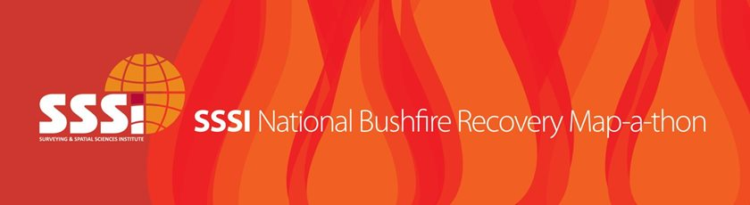 The Surveying and Spatial Community Comes together in aid of Bushfire Recovery