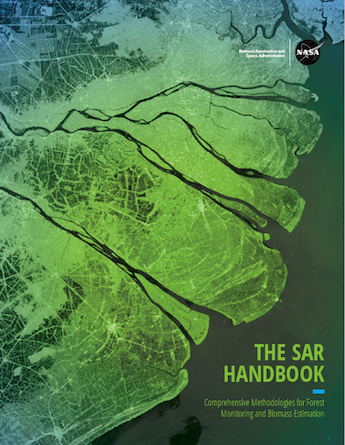 Release of Synthetic Aperture Radar (SAR) Handbook to empower the monitoring and protection of forests worldwide