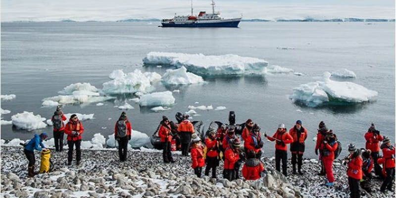 Celebrating 60 Years of Surveyors in Antarctica